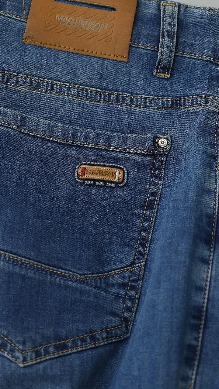 Фото  Шорты мужские джинсовые